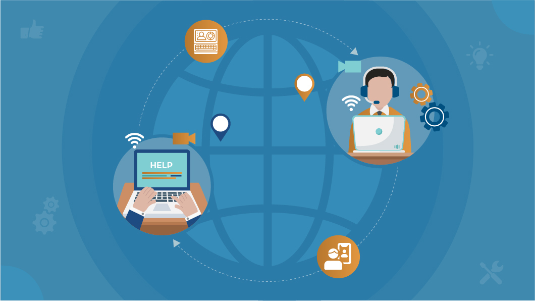 How Can Telecom Operators Provide Remote Assistance To Customers